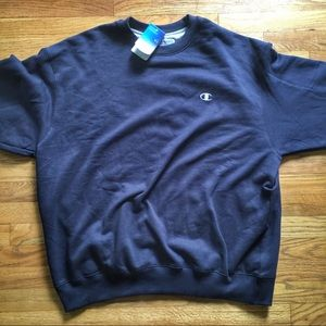 Champion Other - Mens Champion Navy Sweatshirt - XXL - New w/ Tags
