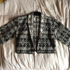 Flashback Jackets & Blazers - Cropped blazer