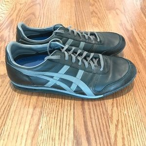Onitsuka Tiger by Asics Other - Onitsuka Tiger by Asics Black and Grey Leather