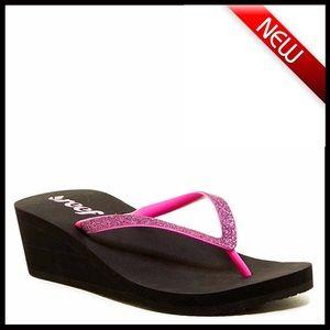 Reef Shoes - REEF WEDGE SANDALS Flip Flops