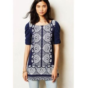 Anthropologie Tops - Anthropologie Akemi and Kim Manet Tunic Top