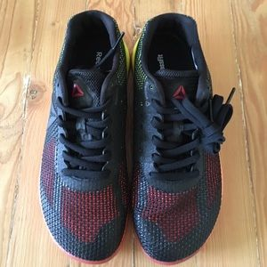 Reebok Shoes - Reebok CrossFit Nano 7.0 in Solar Yellow/Orange