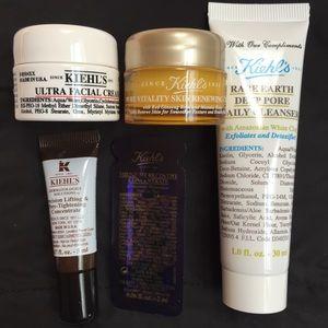 Sephora Other - Mini Kiehls skincare products NWT (5 pc bundle)