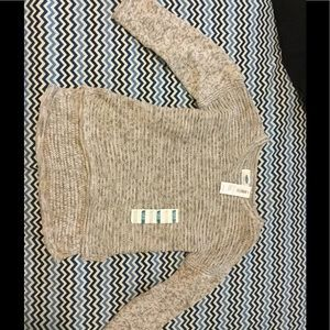 Old Navy Other - NWT old navy light grey sweater