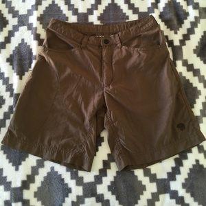 Mountain Hard Wear Pants - Mountain hard wear shorts