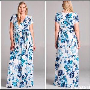 Dresses & Skirts - 💣PLUS💣Cala Floral Maxi Dress