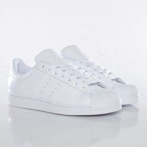 Adidas Shoes - Superstar Sneaker - Adidas - White - Size 8