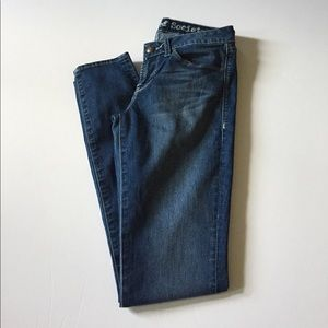 Articles of Society Denim - Articles of Society Stretch Skinny Jeans