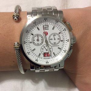 Michele Large Sports Sail Watch