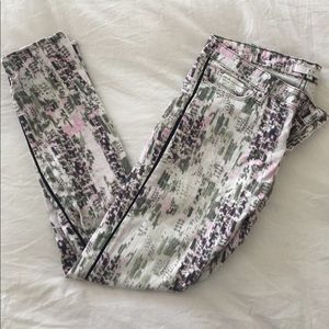 IRO Denim - Iro Print Jeans