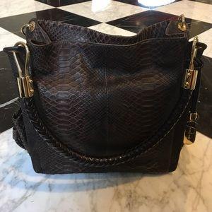 8bb579bd49b0 Michael Kors Bags - Michael Kors Authentic Python Tote NWOT