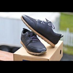 Clae Other - Clae Mills Black Cork Sneaker