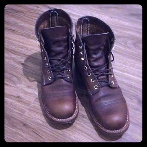 Red Wing Shoes Other - Red Wing Iron Ranger 8111
