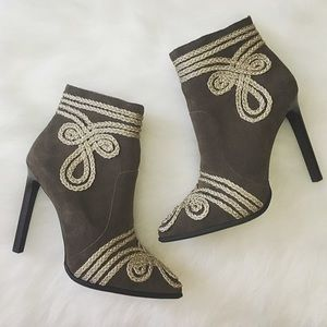Jeffrey Campbell Shoes - NWOT*Jeffrey Campbell High Heeled Booties, Size 9