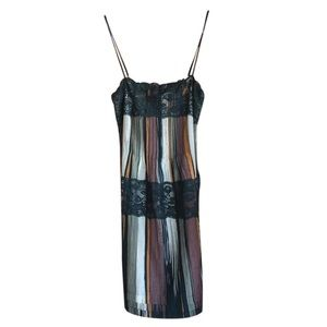 Jenny Han multi color dress