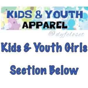 Kids & Youth Apparel