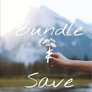 Other - Bundle and Save !!CLOSET SALE!!