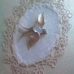 Trifari  Jewelry - Crown Trifari Jelly Belly Pin