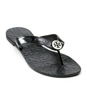 Tory Burch Shoes - Tory Burch Leather flip flops