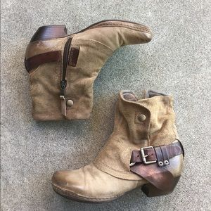 Miz Mooz Shoes - Miz Mooz Verona Collection Boots