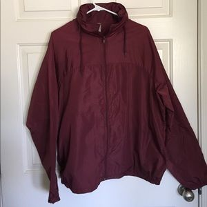 American Apparel Windbreaker