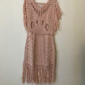 Cleobella Dresses & Skirts - Cleobella Amei dress in pale pink