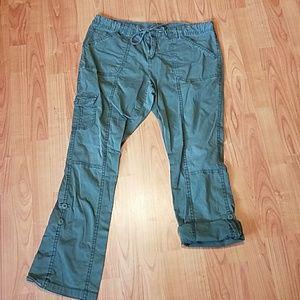 Maurices Pants - Maurice's versatile cargo pants or capris