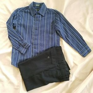 Van Heusen Shirts & Tops - ☇2/$10 Boys Van Heusen Dress Shirt