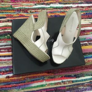 Boutique 9 Summer wedges