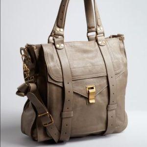 """Proenza Schouler Handbags - Like New Proenza Schouler Smoke Leather """"PS1"""""""