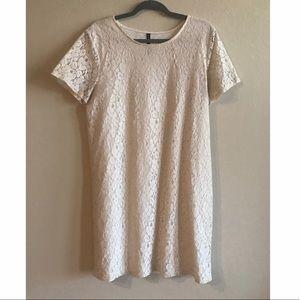 Walter Baker Dresses & Skirts - Off White Lace Dress