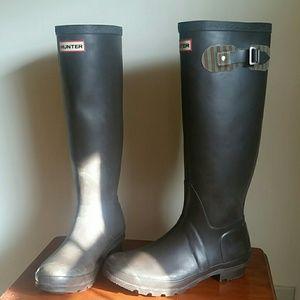Hunter Shoes - RARE Hunter Festival Boots