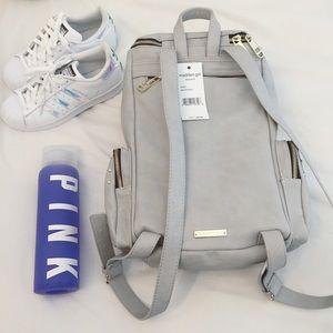 Madden Girl Handbags - Grey Madden Girl Backpack