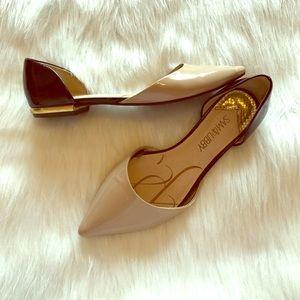 Sam & Libby Shoes - Color Block Flats