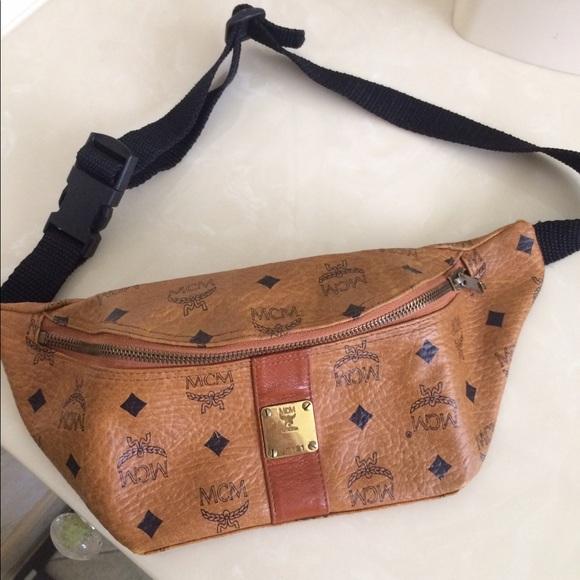 Vintage Mcm Bags Make Offerrare Fanny Pack Poshmark