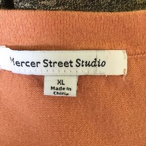 Mercer Street Studio Tops - Ladies top.