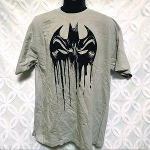 Batman Other - Batman Splatter Symbol DC Comics Tee