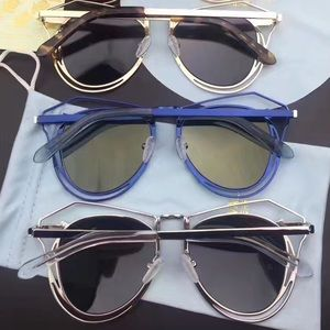 3acf6ef9a82a4 Karen Walker Accessories - 💯 Karen Walker Marguerite metal cat eye large