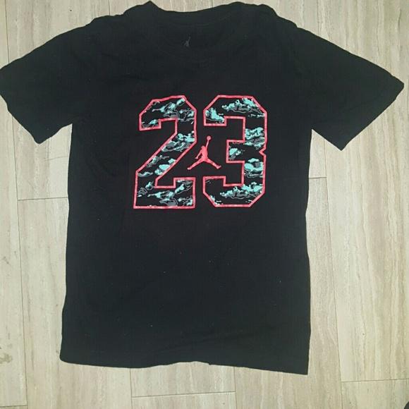 Nike Shirts Amp Tops Jordan Boys Youth Size 78 Shirt