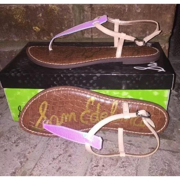 7 Off Sam Edelman Shoes Sam Edelman Gigi Iridescent