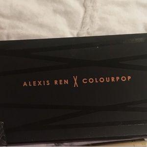 Colourpop Other - Colourpop x Alexis Ren Pressed Powder Face Duo