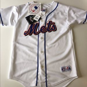 Majestic Other - NWT kids Mets Reyes jersey Size M ⚾️
