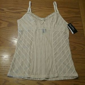 Nicole Miller Tops - Brand new Nicole miller camisole size M