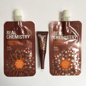 Sephora Other - Real Chemistry Luminous 3 minute body peels NWT
