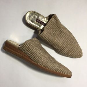 Walter Steiger Shoes - Authentic Walter Steiger Handmade in Italy Mules