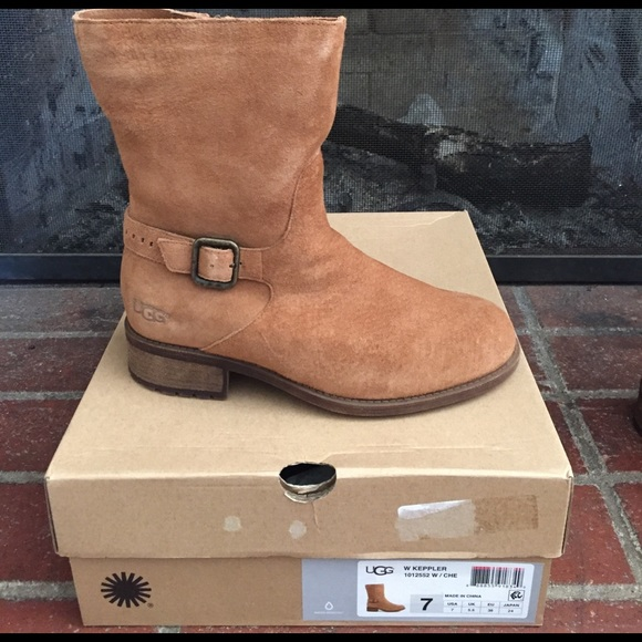 53fd05afa86 UGG W Keppler suede boots BRAND NEW IN BOX NWT