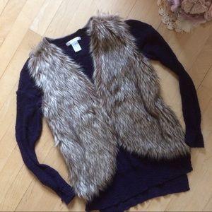 Liv Jackets & Blazers - Faux fur vest