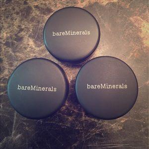 Bare Escentuals Other - 3 Bare Minerals Mini Shadows-The Girlfriends