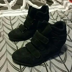 Breckelles Shoes - Wedge sneakers