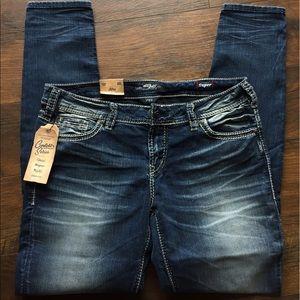 Silver Jeans Denim - Silver Jeans Brand New 33/31
